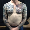 B+G Chest and Sleeves